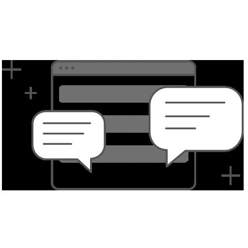 Symbol - Social Media